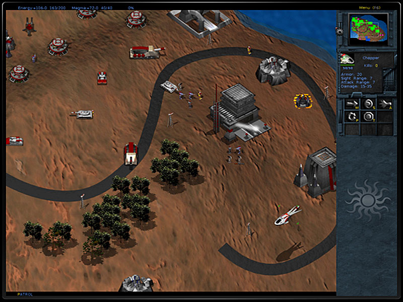 jalada Children of Arisian is a futuristic real time strategy game. affordable Screen Shot