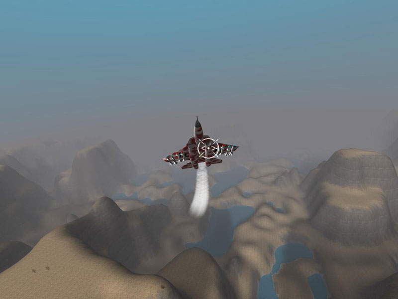 jalada Air Strike Afghanistan Mac full screenshot