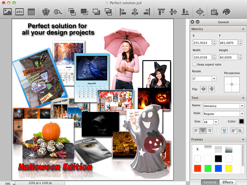jalada Collage full screenshot