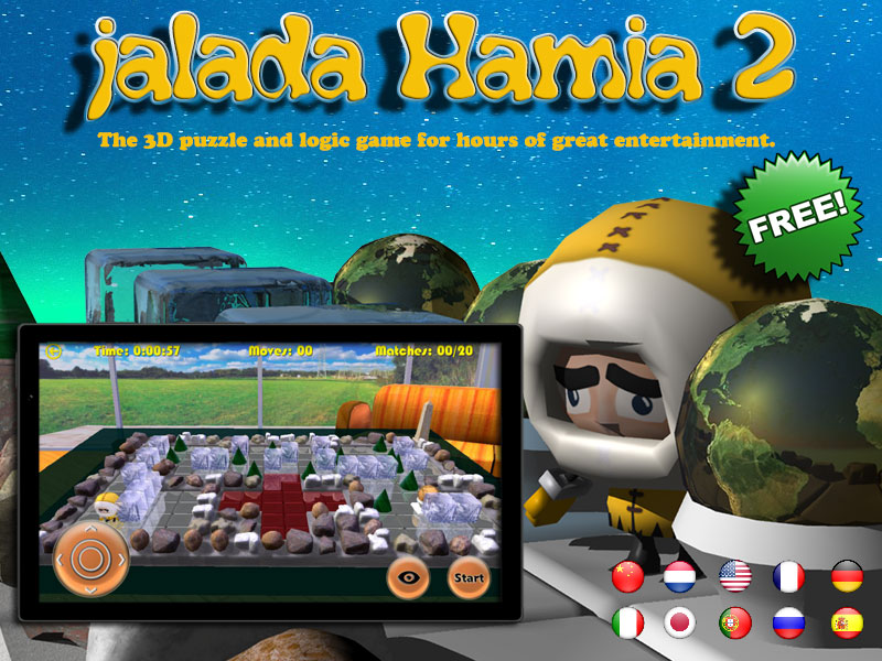 Screenshot of jalada Hamia 2 for Android